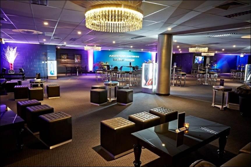 AMEX Invites Lounge ICC Sydney | Point Hacks