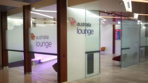 Virgin Australia Perth Lounge overview