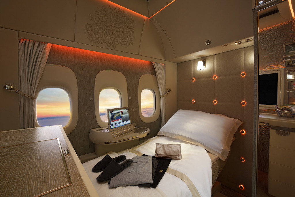 Emirates New First Class