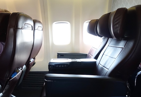 Qantas 737 Business Class Review | Point Hacks