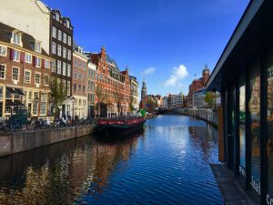 Case study: Natasha's Emirates First Class trip to Amsterdam