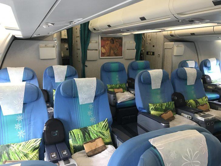 Tahiti Nui Travel Reviews