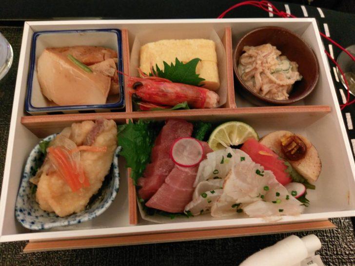 JAL Japanese meal   Point Hacks