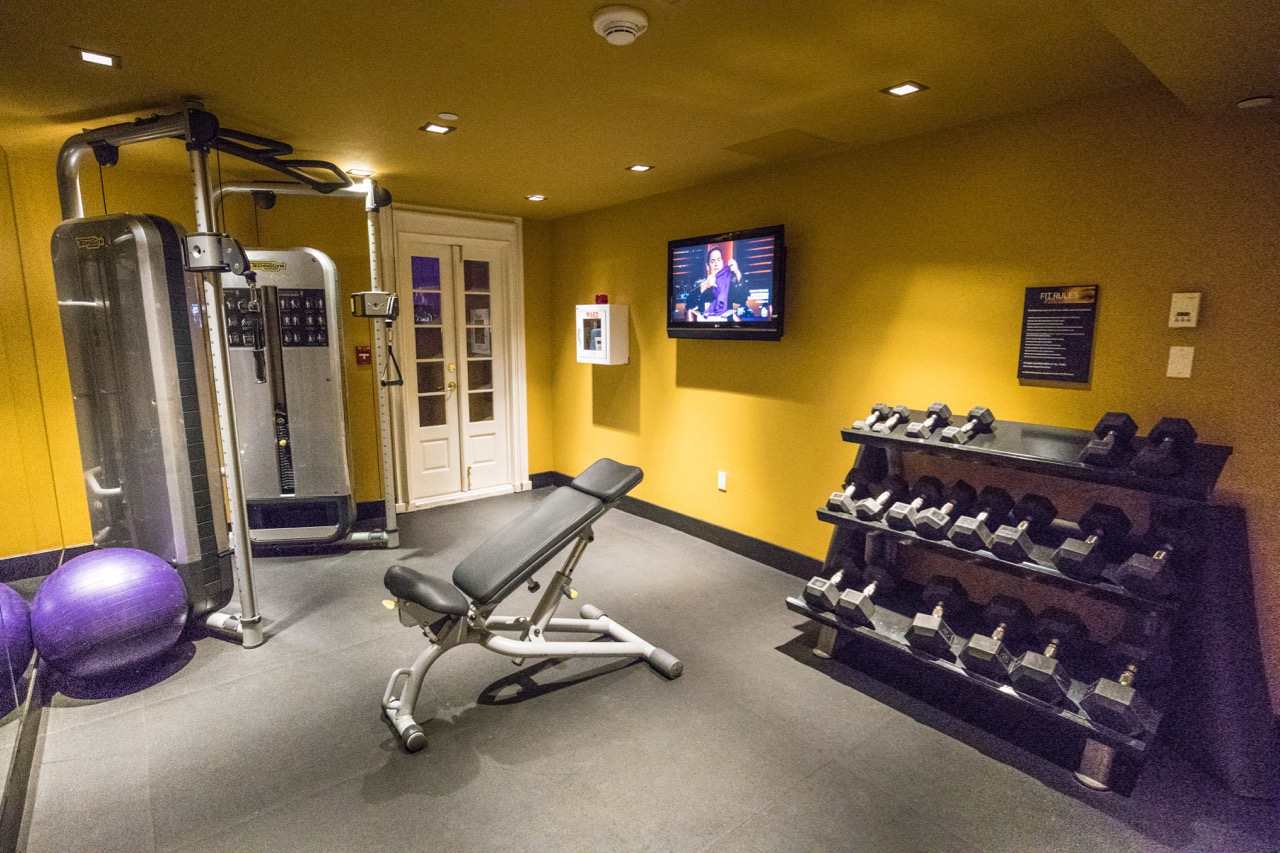 W Hotel New Orleans - FIT Gym