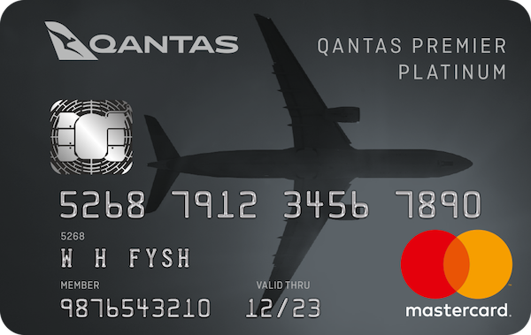 Qantas Premier Platinum card | Point Hacks