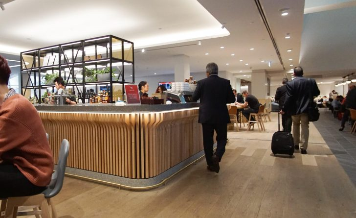 Qantas Club Melbourne | Point Hacks