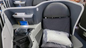 American Airlines 777-200 Business Class overview