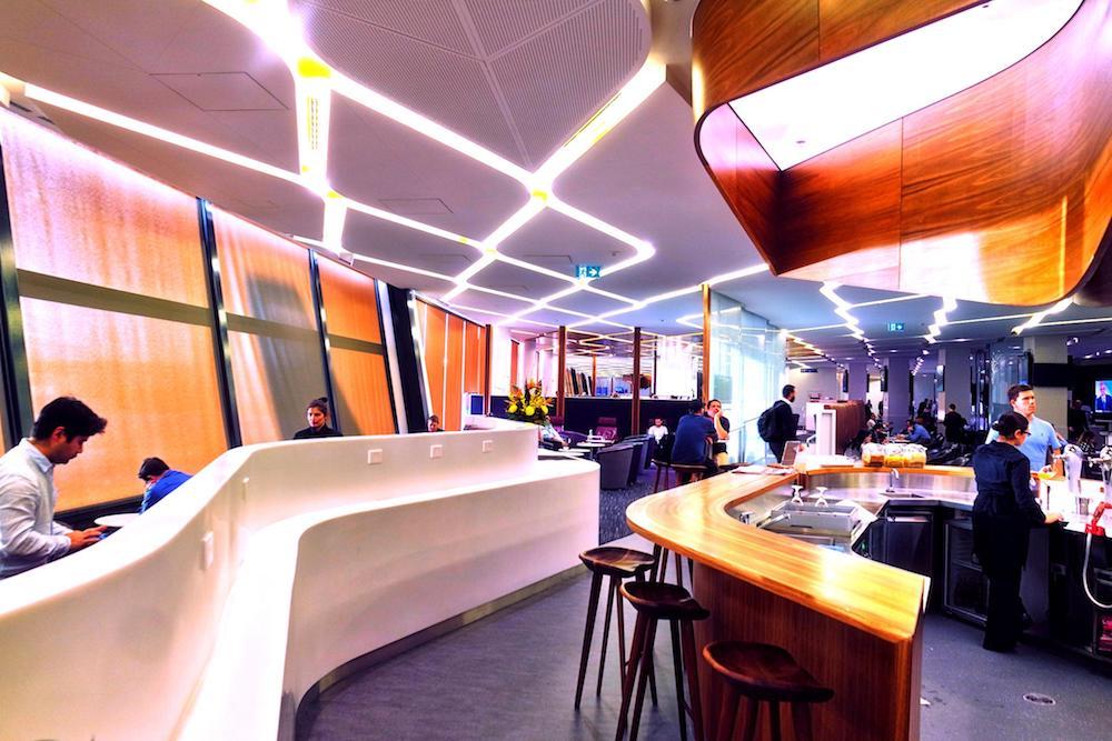 Virgin Australia Lounge Melbourne | Point Hacks