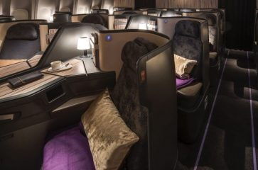 Flight Deal: fly China Airlines Business Class to Europe from $3998