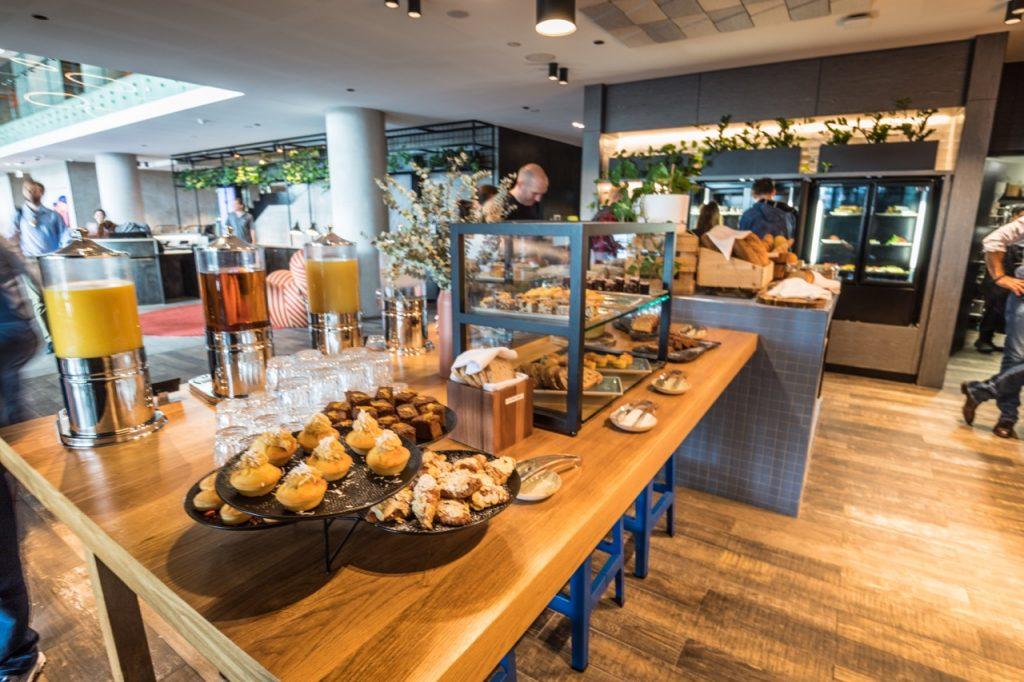 Aloft Perth - Springs Kitchen Restaurant breakfast