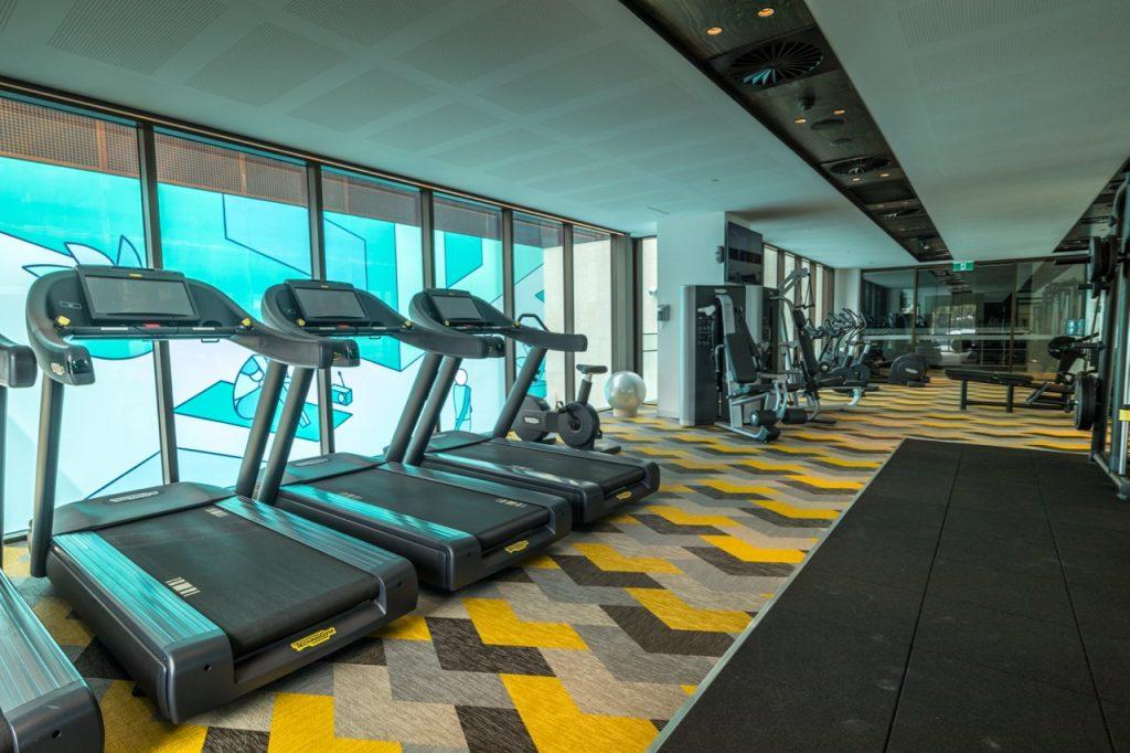 Aloft Perth Re:charge gym