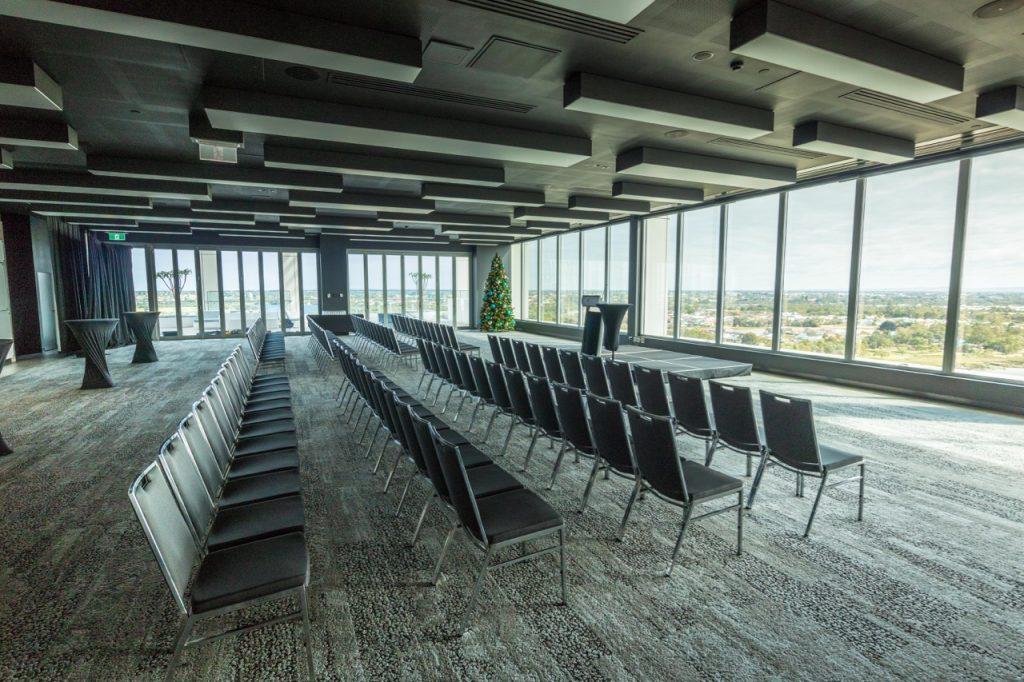 Aloft Perth conference area