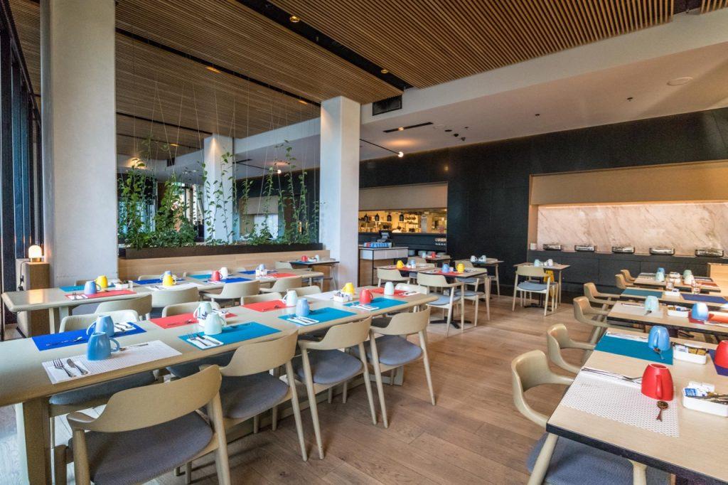 Four Points Melbourne Docklands - Dock 18 Restaurant