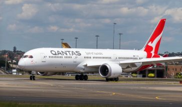 Act fast: Qantas Business Class availability to/from San Francisco in November-December