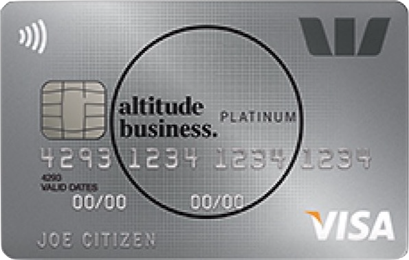 Westpac Altitude Business Platinum