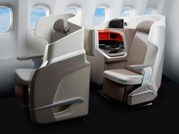 Western Australians: here is your chance to be one of the first to try Singapore's new regional Business Class product