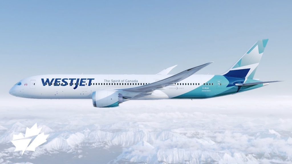 WestJet Spirit of Canada