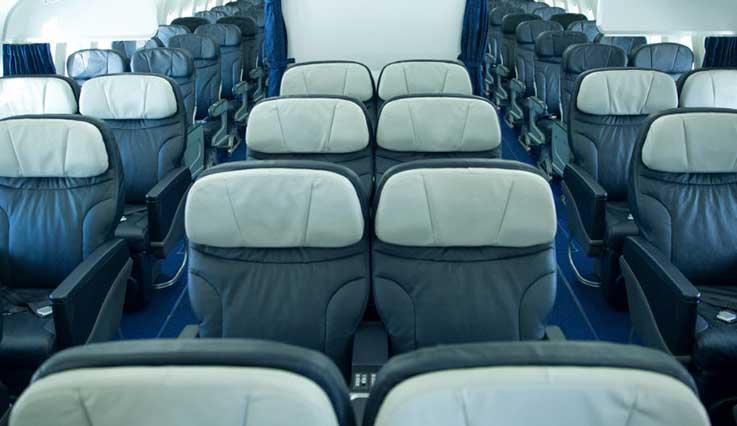 WestJet 767 Premium Economy