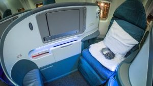 Air Canada Boeing 767-300 Business Class Overview