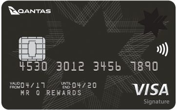 90,000 bonus Qantas Points and reduced first year annual card fee with the NAB Qantas Rewards Signature