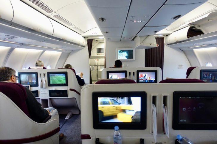 Qatar A330 Business Class   Point Hacks