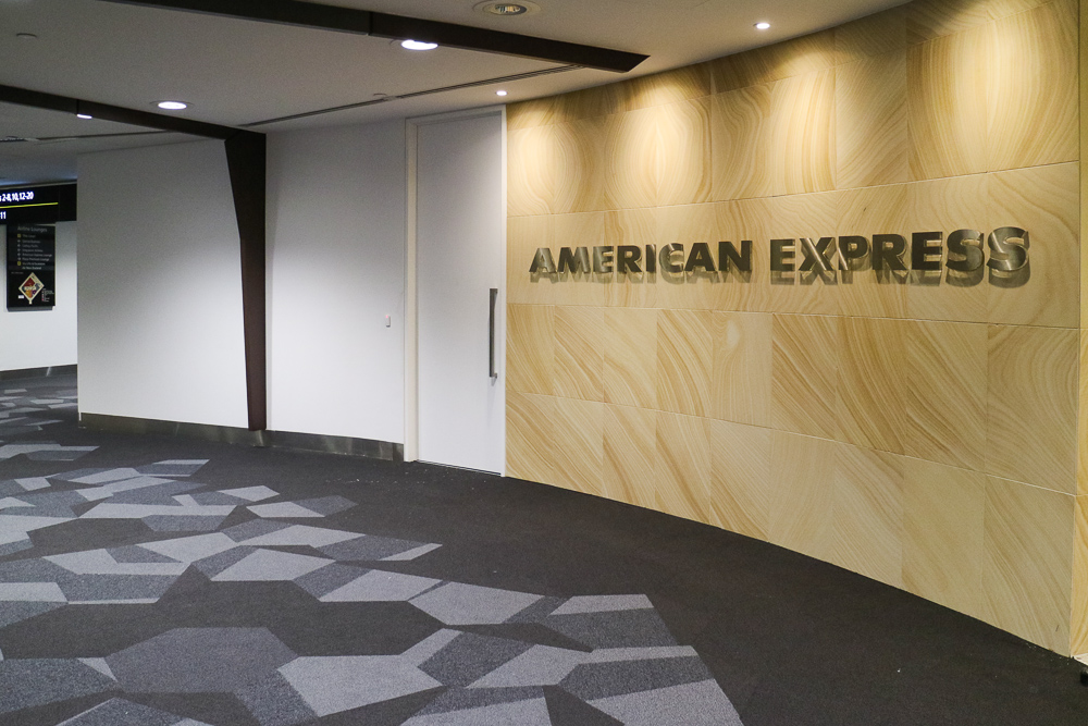 Amex Lounge Melbourne