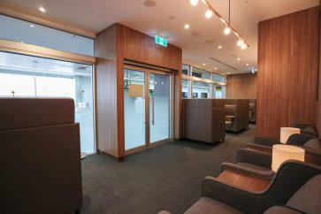 Plaza Premium Lounge Melbourne overview