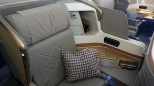 Case study: Comparing Qantas and Singapore Airlines Business Class (Part 3)