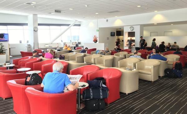 Qantas Club Cairns