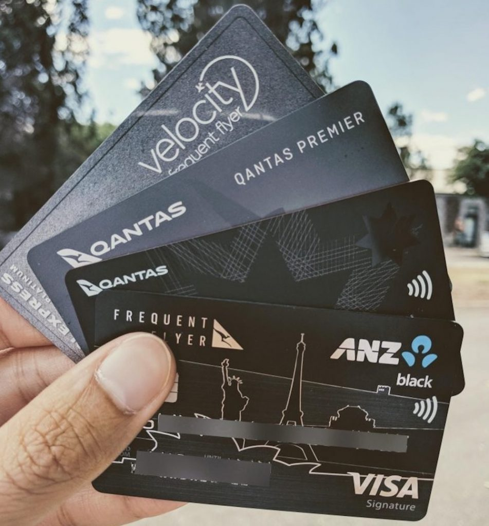 Andrew Le credit cards | Point Hacks