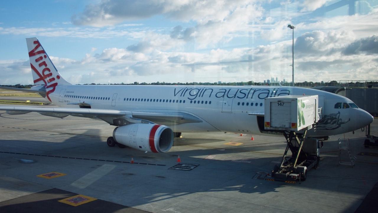 Virgin Australia A330