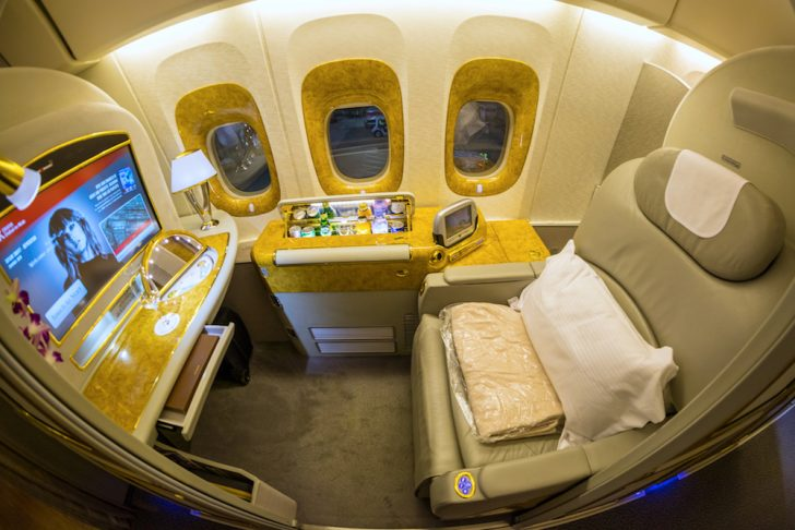 Emirates 777 First Class | Point Hacks