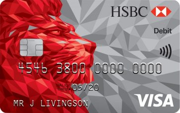 HSBC Everyday Global Account: a prepaid Visa card with no overseas transaction or ATM fees