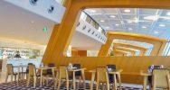 Qantas International First Class Lounge Sydney review | Point Hacks