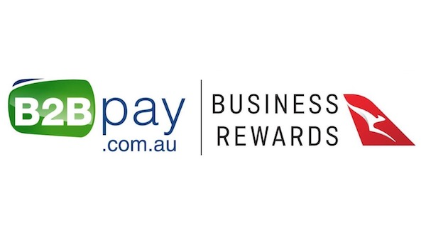 B2BPay and Business Rewards logo