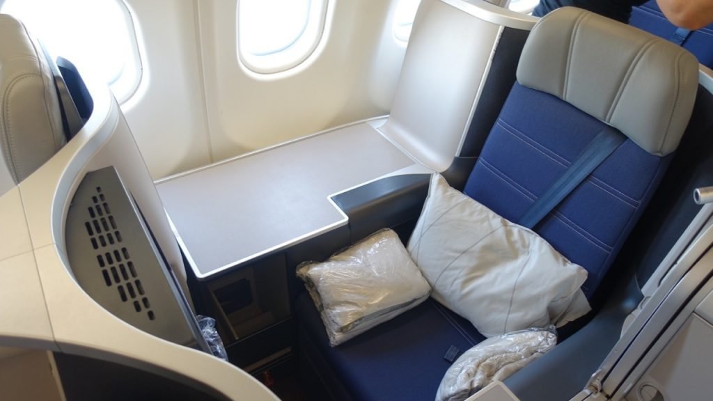 Malaysia Airlines A330 Business Class