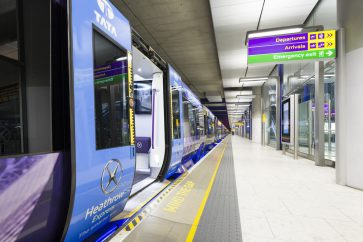 Use your Star Alliance Gold status to get a free Heathrow Express Business First upgrade