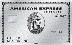 Unlocking credit and streamlining FX payments with the American Express Platinum Business Card