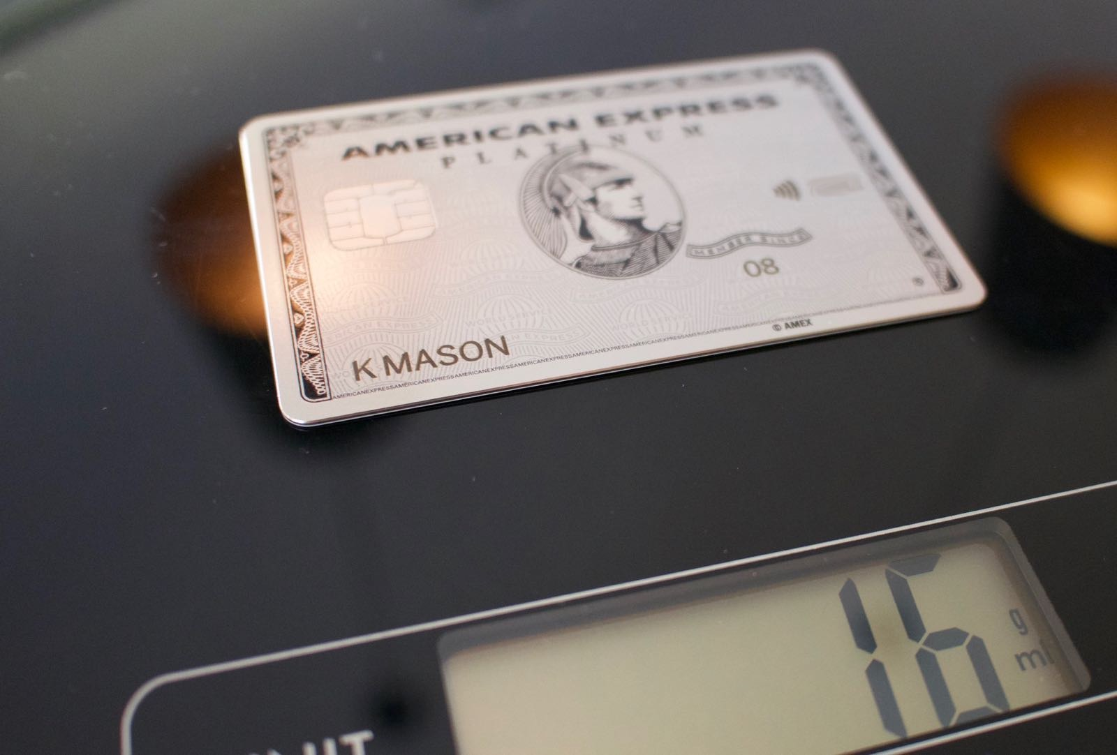 Opposition Carte American Express Corporate.A Look At The American Express Platinum Metal Card Point Hacks