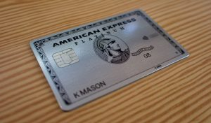 Come out on top with the American Express Platinum Card
