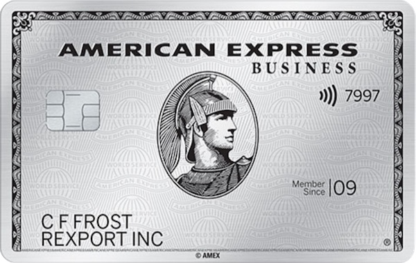 American express platinum business charge card point hacks review with a 100000 membership rewards bonus the american express platinum business charge card is aimed at small and medium sized businesses who want to reheart Gallery