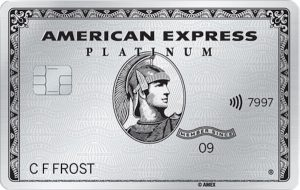 Up to 200,000 Membership Rewards points with the American Express Platinum Charge