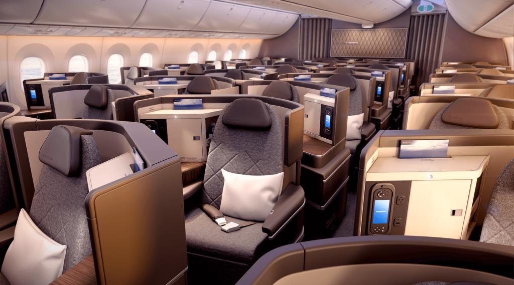 EL AL 787 Business Class