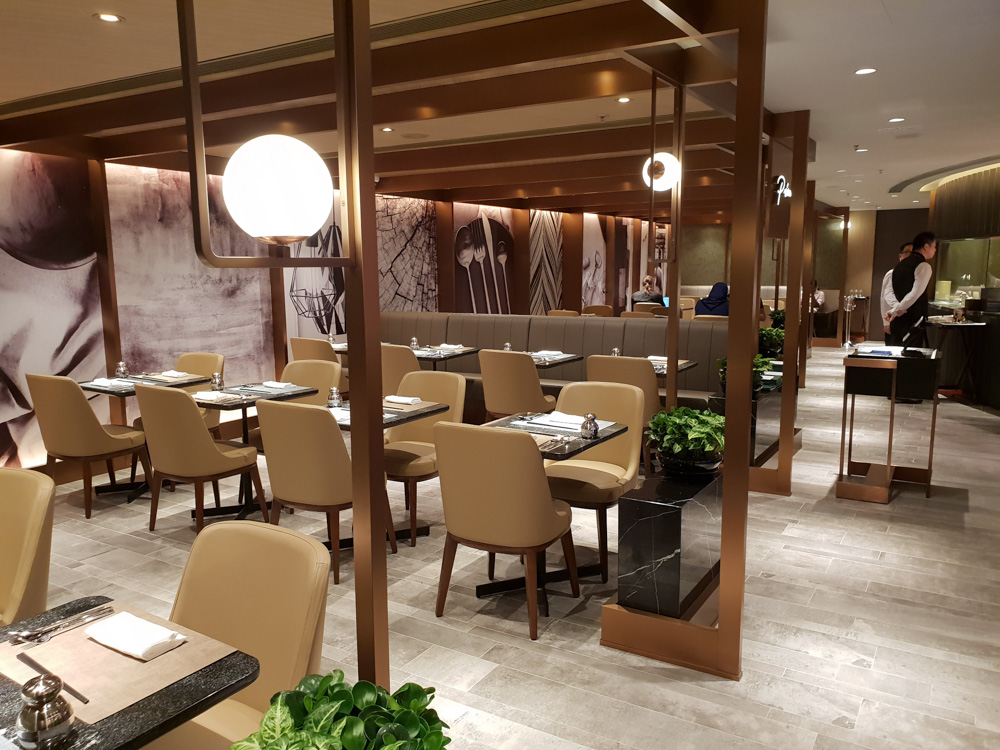 Plaza Premium First Lounge Hong Kong