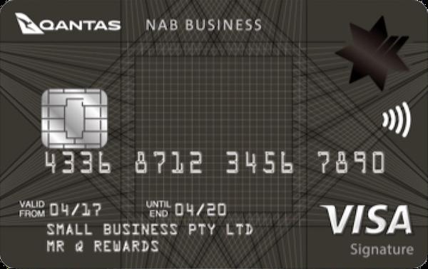 NAB Qantas Business Signature card | Point Hacks