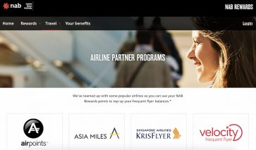 NAB Rewards adds KrisFlyer as a transfer partner: a guide to NAB's loyalty program