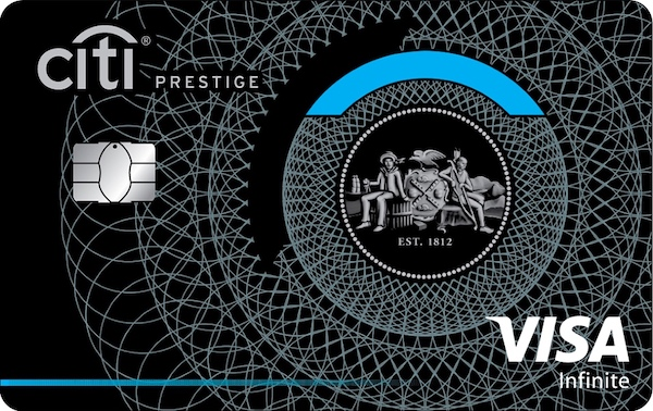Citibank Prepaid Card Balance >> Citi Prestige Visa credit card guide - Point Hacks review