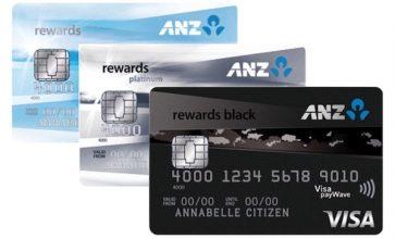 A guide to the ANZ Rewards program