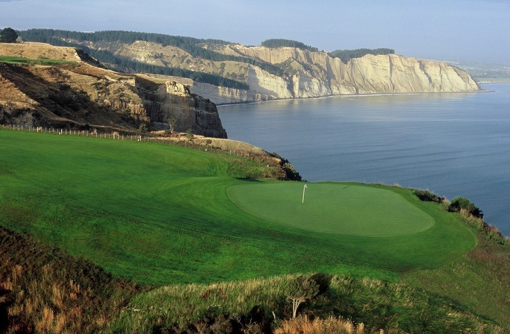 Cape Kidnappers Golf Course - Te Awanga