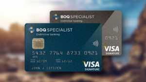 20,000 Velocity or Qantas Points with BOQ Specialist's Signature card aimed at medical, dental and vet professionals